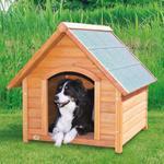 TRIXIE Buda dla psa ze skośnym dachem rozmiar M 77×82×88 cm w sklepie internetowym NaszeZOO