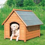 TRIXIE Buda dla psa ze skośnym dachem rozmiar L 83×87×101 cm w sklepie internetowym NaszeZOO