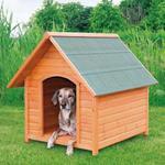 TRIXIE Buda dla psa ze skośnym dachem rozmiar XL 96×105×112 cm w sklepie internetowym NaszeZOO