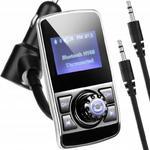 Samochodowy transmiter FM SD MMC USB LCD przegub do 4GB z pilotem w sklepie internetowym Xsonic.pl