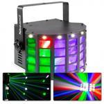 Efekt dyskotekowy światło Gobo Flower 60W wbudowany mikrofon potencjometr LCM001 Ibiza Light w sklepie internetowym Xsonic.pl