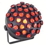 Efekt dyskotekowy LED Moon Flower BeamZ 60 RGBAW przezroczysty tryb auto oraz dźwiękowy w sklepie internetowym Xsonic.pl