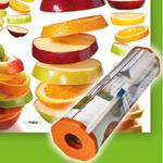 Folia spożywcza ROLLBOX perforowana - 600 x 45cm - OWOCE w sklepie internetowym Hungaricum.pl