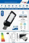 Lampa uliczna LED 30W SMD OPRAWA PREMIUM VT-15131ST w sklepie internetowym energomania.pl