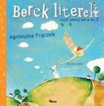 """""""BEREK LITEREK. czyli psoty od A do Z"""" Agnieszka Frączek w sklepie internetowym Upominkownia.pl"""