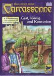 Carcassonne: Hrabia, Król i Rzeka w sklepie internetowym Replikator.pl
