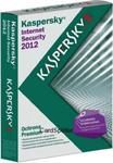 Antywirus komputerowy KASPERSKY Internet Security 2012 - 2 users w sklepie internetowym Cardsplitter.pl