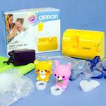 Inhalator OMRON model NE-C801 KD dla dzieci - NE-C801 dzieci w sklepie internetowym dezynfekcja24.com