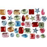 Kryształki dekoracyjne - mix 15 g w sklepie internetowym CreativeHobby.pl