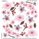 Termofolia do Sospeso - Cherry blossom - RKW w sklepie internetowym CreativeHobby.pl
