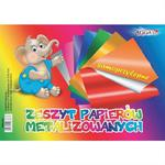 Zeszyt papierów metalizowanych samoprzylepnych B5 w sklepie internetowym CreativeHobby.pl