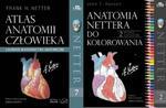 Atlas anatomii człowieka Nettera III (łac.) + Anatomia Nettera do kolorowania wyd.II w sklepie internetowym LiberMed.pl