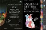 Atlas anatomii człowieka. Angielskie mianownictwo anatomiczne + Anatomia Nettera do kolorowania wyd. II w sklepie internetowym LiberMed.pl