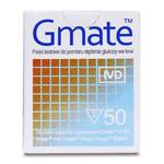 Testy do glukometru Gmate Step 50szt. firmy Philosys w sklepie internetowym RedMed.pl