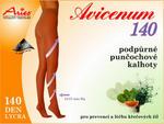 Rajstopy przeciwżylakowe Avicenum - 140 DEN w sklepie internetowym RedMed.pl