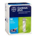 Paski Testowe do glukometru Contour Plus 50szt. firmy Ascensia Bayer w sklepie internetowym RedMed.pl