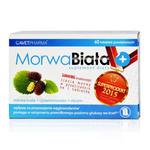 Morwa Biała Plus - 60 tabletek - ekstrakt z liści morwy białej, kory cynamonowca, chrom w sklepie internetowym RedMed.pl