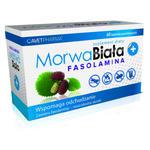 Morwa Biała Plus Fasolamina - 60 tabletki - ekstrakt morwy białej, fasolamina, niacyna, tiamina, witamina B6, chrom w sklepie internetowym RedMed.pl