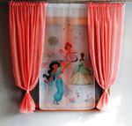 Księżniczki Firanki i zasłonki dla dzieci 150x300 cm w sklepie internetowym Kasandra