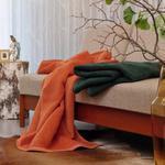 Jednokolorowe koce Biederlack - Orion Cotton - 12 kolorów w sklepie internetowym Niemajakwdomu.com