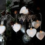 Lampki dekoracyjne Chic Antique - Serduszka w sklepie internetowym Niemajakwdomu.com