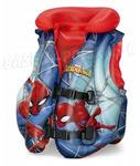 Kamizelka dmuchana do nauki pływania Spiderman Bestway 51 x 46 cm w sklepie internetowym Baseny-dmuchane.pl