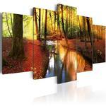 Obraz - Cisza lasu OBRAZ NA PŁÓTNIE WŁOSKIM w sklepie internetowym Radimar