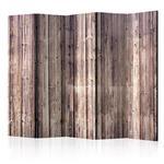 Parawan 5-częściowy - Drewniany urok II [Parawan] w sklepie internetowym Radimar