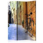 Parawan 3-częściowy - Włoskie wakacje [Room Dividers] w sklepie internetowym Radimar