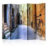 Parawan 5-częściowy - Włoskie wakacje II [Room Dividers] w sklepie internetowym Radimar