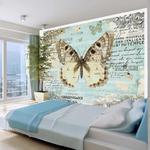 Fototapeta - Pocztówka z motylem w sklepie internetowym Radimar