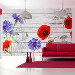 Fototapeta - Polne kwiaty w sklepie internetowym Radimar
