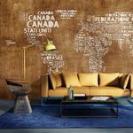 Fototapeta - Antyczna włoska mapa w sklepie internetowym Radimar