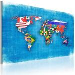 Obraz - Flagi świata w sklepie internetowym Radimar