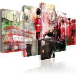 Obraz - Wspomnienia z Londynu - 5 części w sklepie internetowym Radimar