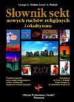 SŁOWNIK SEKT, NOWYCH RUCHÓW RELIGIJNYCH I OKULTYZMU w sklepie internetowym Coolshop.pl