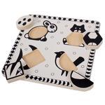 Układanka czarno-biała zwierzęta domowe w sklepie internetowym fifishop