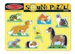 Puzzle dźwiękowe - Zwierzęta domowe w sklepie internetowym fifishop