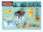 Puzzle dźwiękowe - Instrumenty muzyczne w sklepie internetowym fifishop