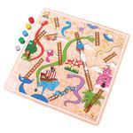 Klasyczna drewniana gra Węże i drabiny w sklepie internetowym fifishop