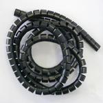 Spirala zgrzewająca, 15-50mm, czarna, 2m, (15mm pr.), Logo w sklepie internetowym Centrum-tonerow.pl