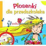 Piosenki dla przedszkolaka+CD w sklepie internetowym edupomoce.pl