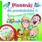 Piosenki dla przedszkolaka cz. 4 w sklepie internetowym edupomoce.pl