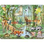 Las - maxi puzzle w sklepie internetowym edupomoce.pl
