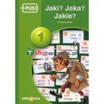 PUS. Jaki? Jaka? Jakie? Przymiotnik 1 w sklepie internetowym edupomoce.pl