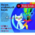 Bajki-Grajki. Osiem ulubionych bajek. 8 x CD w sklepie internetowym edupomoce.pl