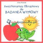 Kwestionariusz obrazkowy do badania mowy w sklepie internetowym edupomoce.pl