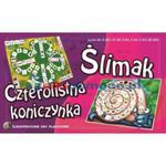 Ślimak - czterolistna koniczynka w sklepie internetowym edupomoce.pl
