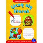 Uczę się literek, zeszyt 1 w sklepie internetowym edupomoce.pl