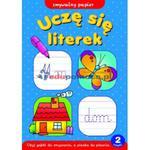 Uczę się literek, zeszyt 2 w sklepie internetowym edupomoce.pl